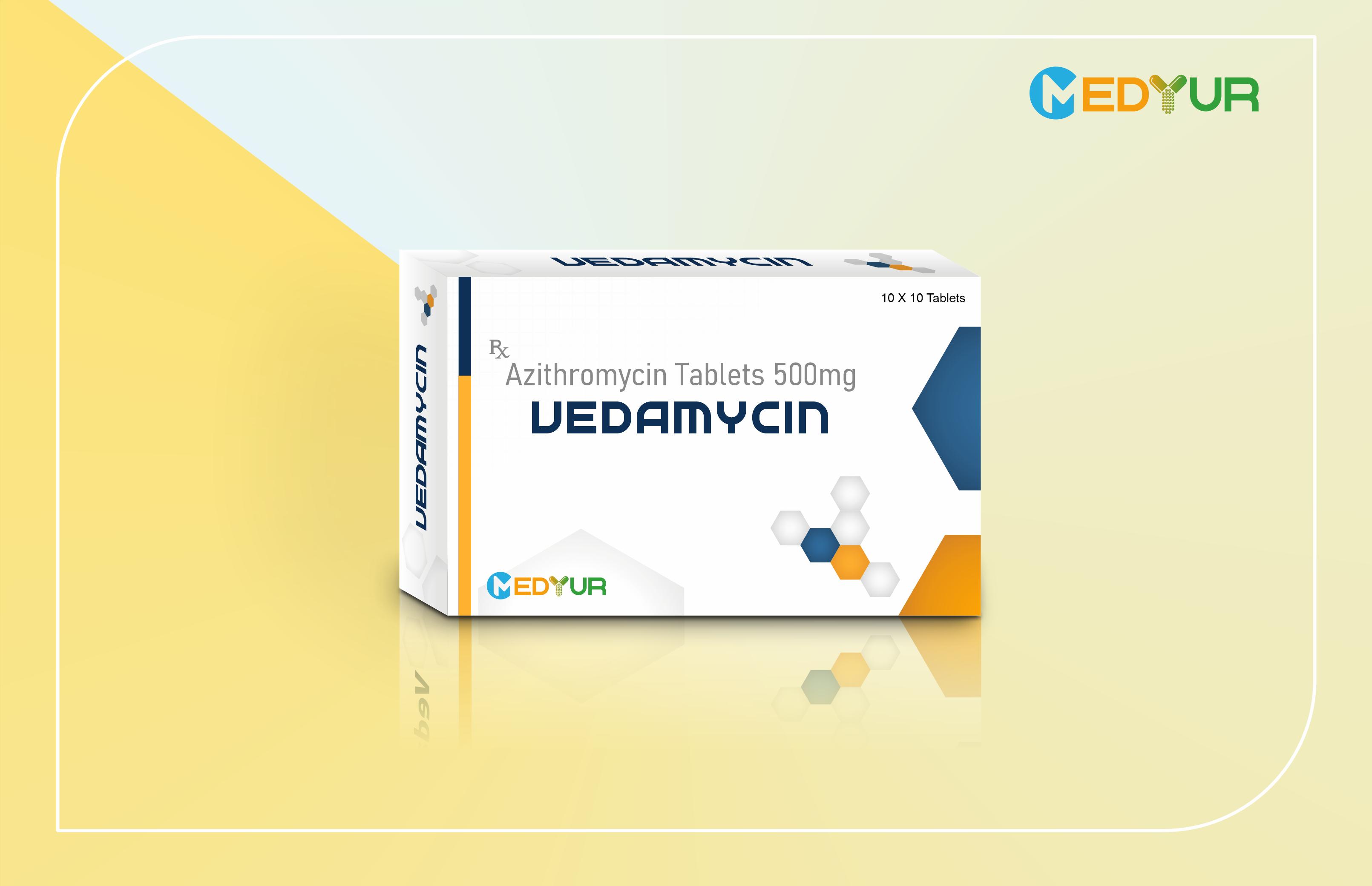 Vedamycin TAB. (1)
